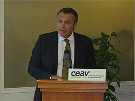 WORKSHOP CEAV 2015 - MADRID