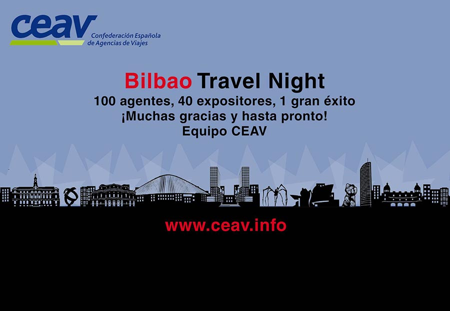 TRAVEL NIGHT BILBAO